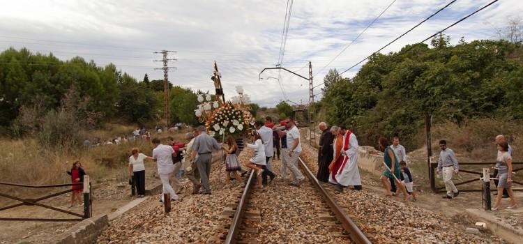 Baixá del Cristo d'Aiacor 2013 (Fotos)