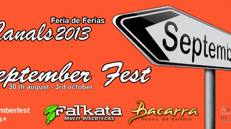 SeptemberFest 2013 a Canals
