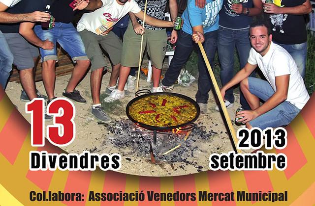 Mostra de Paelles i concurs de Samarretes Fira 2013