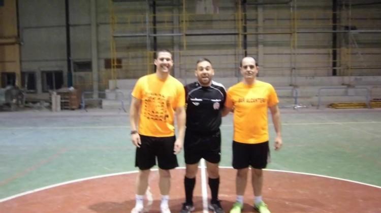 Segona jornada copa Afsac