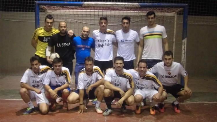 Jornada 4 copa Afsac