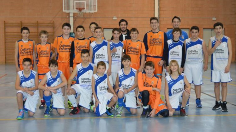Primera visita en partit oficial de lliga del Valencia basket front el basket club Canals