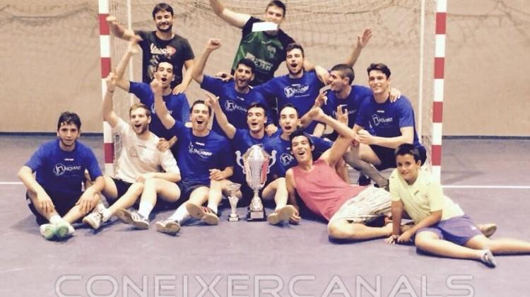 Innovant Serveis Informàtics campió de les 24 hores de futbol sala