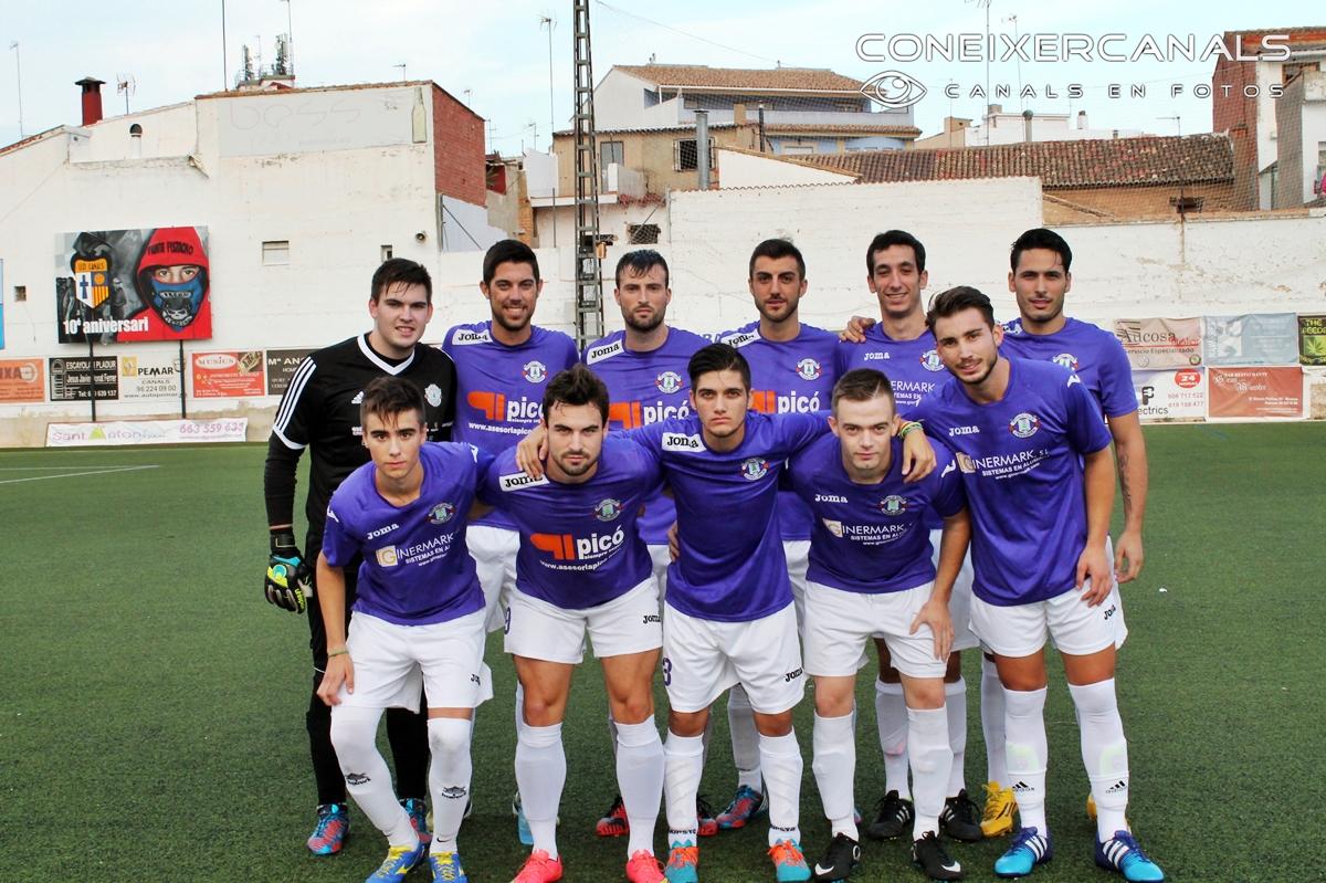 Presentació del FC Canalense per la propera temporada