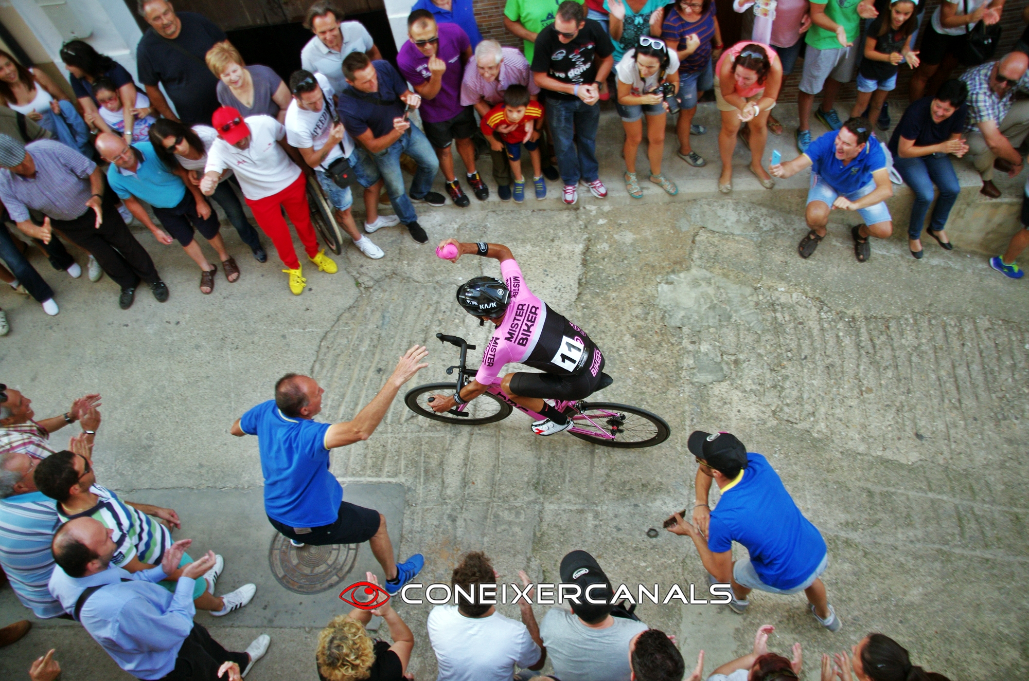 Aiacor nomenarà dissabte soci d'honor de la penya ciclista la Forca a Ricardo Tormo Blaya.