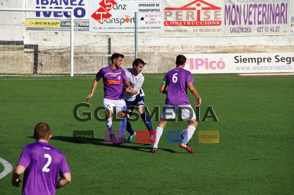 Remontada del Canalense para conseguir la primera victoria de la temporada