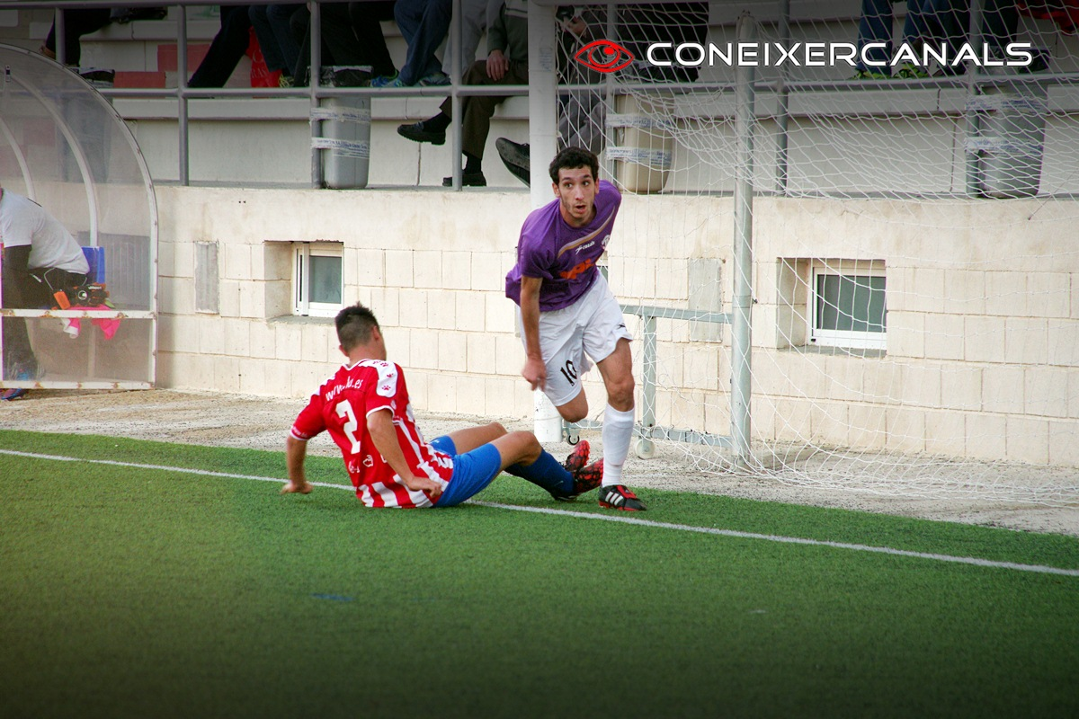 Canalense 0-1 Javea