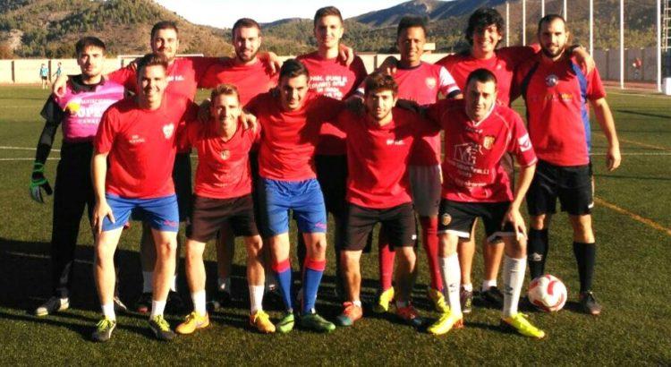 3ª jornada futbol 7 aficionat