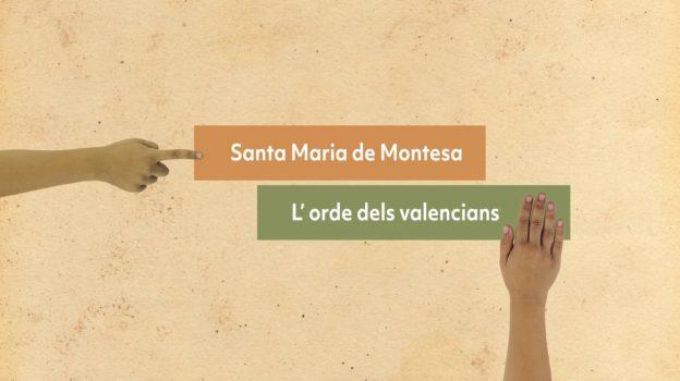 Santa Maria de Montesa, l'orde dels valencians