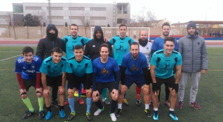 13ª jornada futbol 7 aficionat
