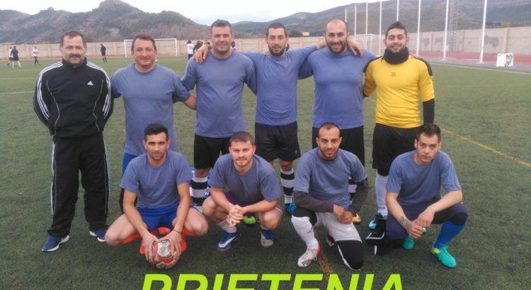 16ª jornada futbol 7 aficionat