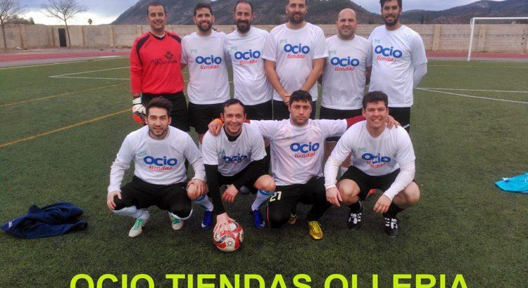 15ª jornada futbol 7 aficionat