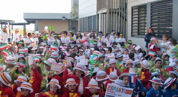 El CEIP Crist del Miracle de la Llosa de Ranes celebra la Setmana Cultural