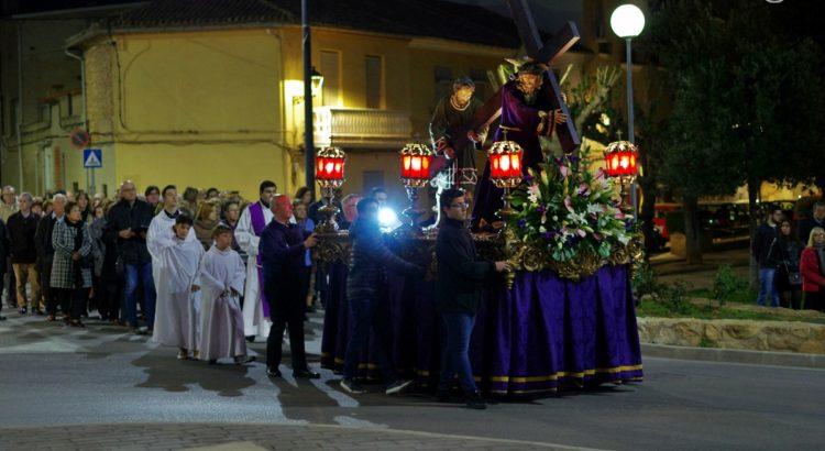 Via Crucis per el Goleró