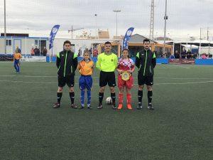Derrota de la Sub-12 femenina ante Castilla y León que nos apea de las semifinales
