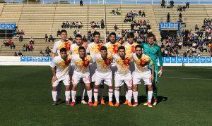 España deja Benidorm sin billete al Europeo Sub-19