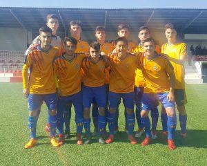 La Selección masculina Sub-18, de nuevo a escena