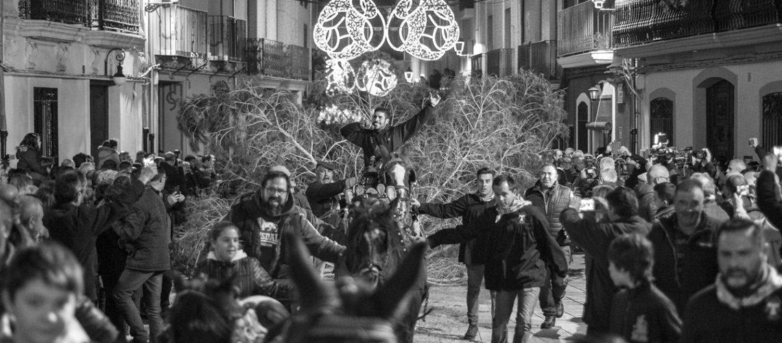 Entrá de la primera soca Sant Antoni 2019