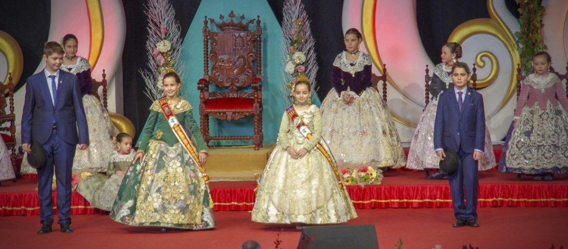Sant Antoni 2019: Presentació de la festera de gracia infantil Lola Prats Penadés.