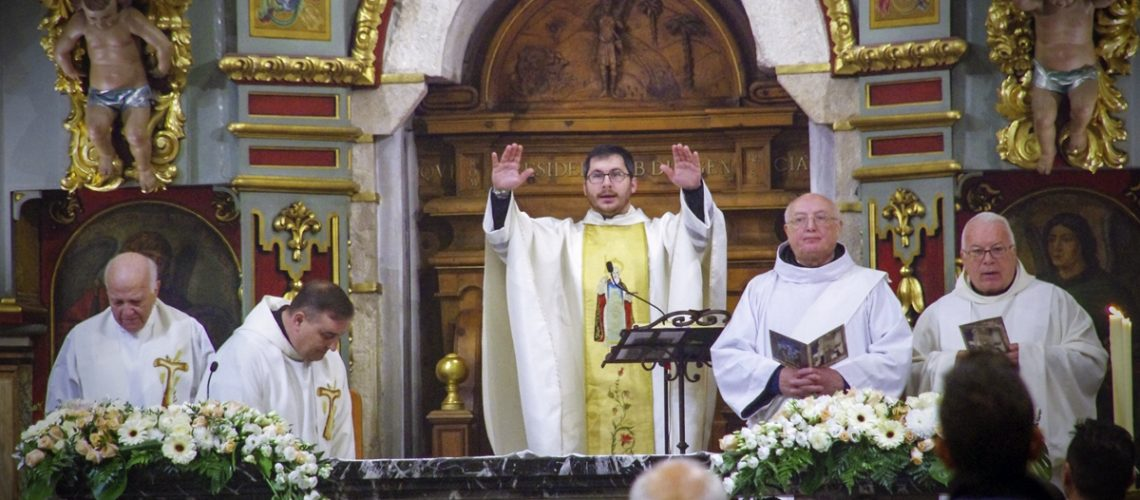 Misa de Sant Antoni 2019