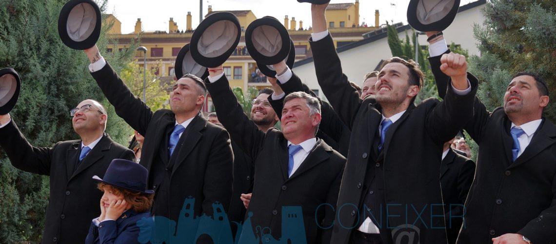 Sant Antoni 2020: Mascletá de Sant Antoni