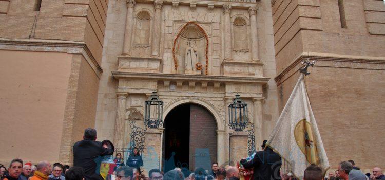 Sant Antoni 2020: Eixida dels Parells