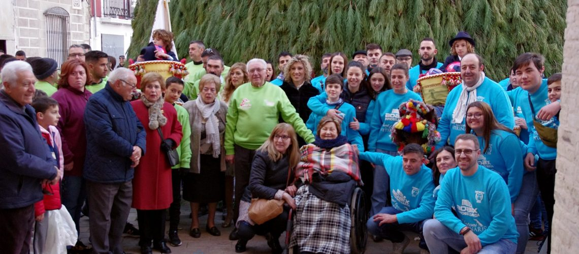 Sant Antoni 2020: Eixida parells infantils