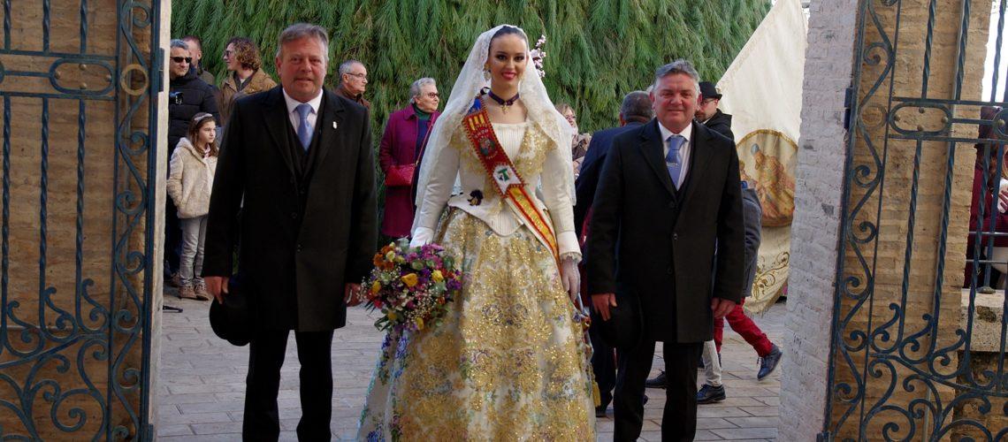 Sant Antoni 2020: Ofrena a Sant Antoni