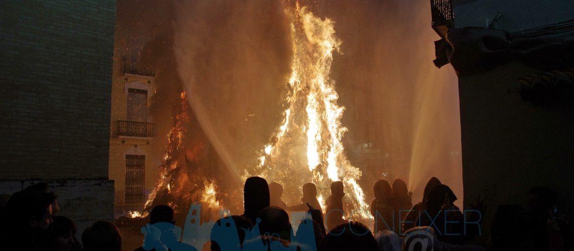 Sant Antoni 2020: Cremá de la Foguera
