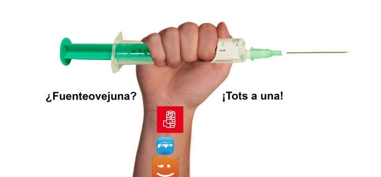La vacunacio, l'abus de poder i l'ineficiencia empresarial (I) / per J. Masia