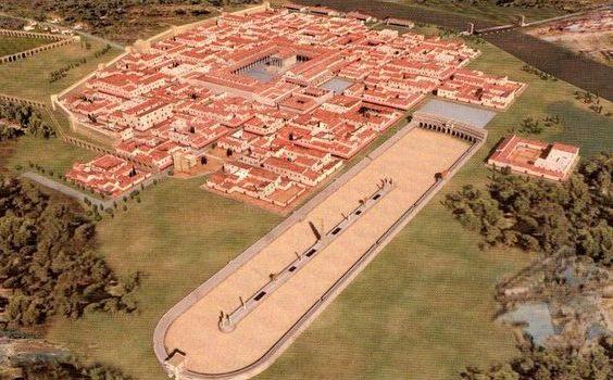 Viage a la Valentia romana imperial / J.Morales